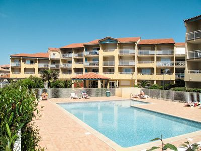 Photo for Apartment Résidence Alizéa  in Valras - Plage, Languedoc - Roussillon - 8 persons, 2 bedrooms