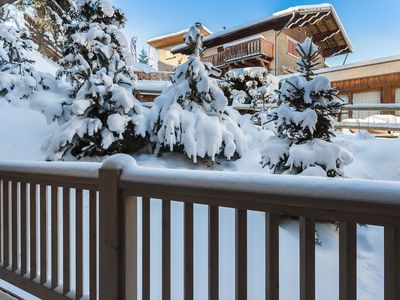 Photo for Apartment Elmer with Ski-in/Ski-out