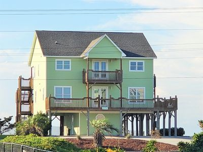 Photo for Soundfront and Ocean Views! - 20% OFF SUMMER SPECIAL