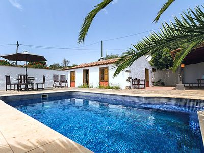 Photo for 2 bedroom Villa, sleeps 4 in Zamorano with Pool and WiFi