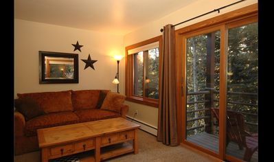 Photo for Best Ski Slope View, Ski-in Condo. Easy Walk!