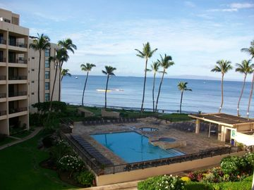 Sugar Beach Resort, Kihei, HI, USA