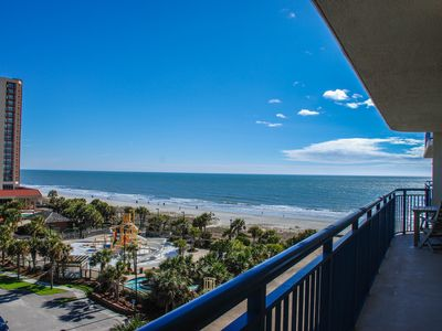Photo for Elegant 3BR condo with gorgeous ocean view. Lower rates.