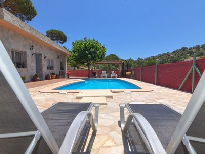 Photo for Club Villamar - Nice villa with private swimming pool,barbecue, internet and panoramic views for ...