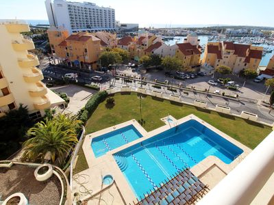 Photo for 1 Bedroom, 1 WC, Marina View, Air Conditioning, Wifi, Center, Parking