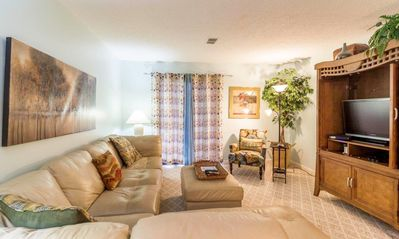 Photo for Condo with Indoor Outdoor Pools   Hot Tub   Free WiFi   Close to the Strip   Pointe Royale (041103)