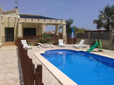 Photo for FAMILY HOUSE PRIVATE SWIMING-POOL, BBQ, WIFI AND AIR CONDITIONING-GIRONA