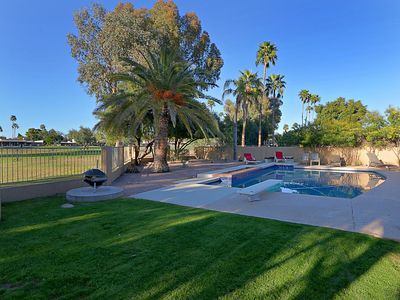 Photo for 3000sf Golf Course Home - Huge Pool Great Location!
