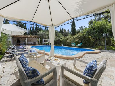 Photo for LARGE VILLA  PONTARRO WITH PRIVATE POOL
