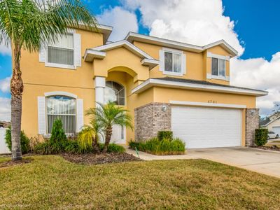Photo for ⭐⭐ Gated Community/7 bed-4.5 bath/Pool/Near Disney/Game Room/Patio⭐⭐