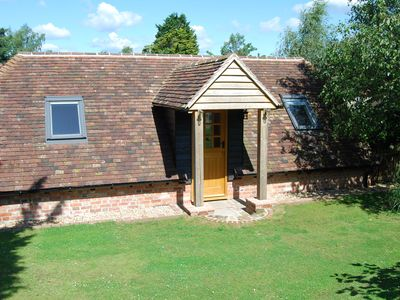 Photo for Luxury self contained annexe in a beautiful countryside setting.