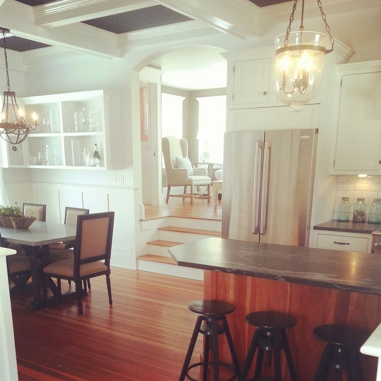 Luxury Kennebunkport Cape with all the comforts of home  Gourmet Kitchen  Luxury Kennebunkport Cape with all the comf    VRBO. Porch Dining Room Kennebunkport. Home Design Ideas