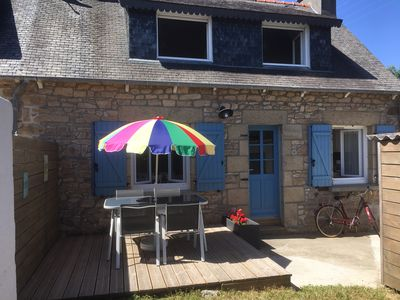 Photo for Small fisherman's house in Paimpol, first rental.