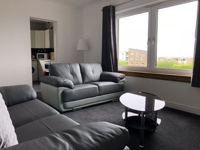 Photo for Apartment Dysart Sea View in Dysart - 4 persons, 2 bedrooms