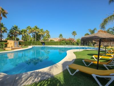 Photo for 3 Bedroom Holiday Rental Apartment in Calahonda