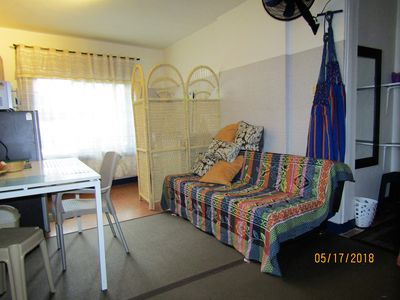 Photo for Nice, comfortable and clean studio apartment in Calasanz