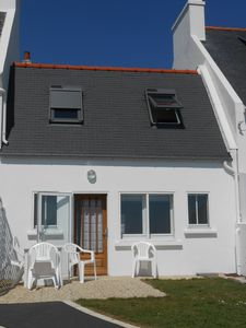 Photo for Pretty little house panoramic view of the sea and 100 m from the beaches
