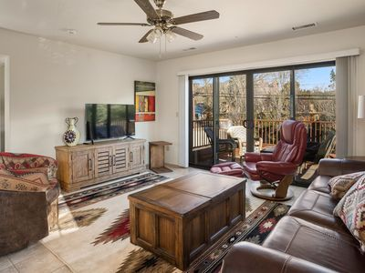 Photo for Upstairs Unit! New Furnishings! In The Heart of West Sedona! S059