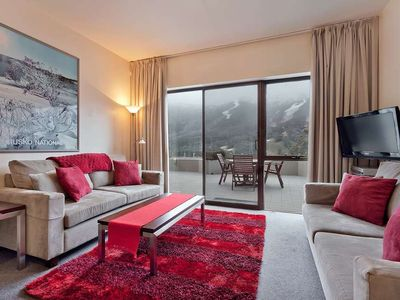 Photo for Terrace apartment with BBQ, outdoor setting and spectacular views