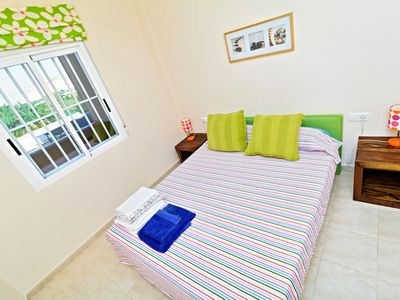 Photo for <![CDATA[ Walking distance to the beach, pool, WIFI, AC, PK]]>