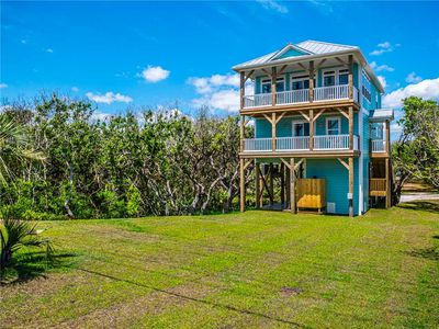 Photo for Soundfront with dock! Beautifully new 4BR/3BA custom home! Sea Sound Blessing