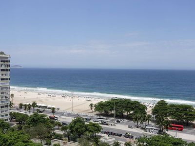 Photo for Amazing view of the ocean from Copacabana