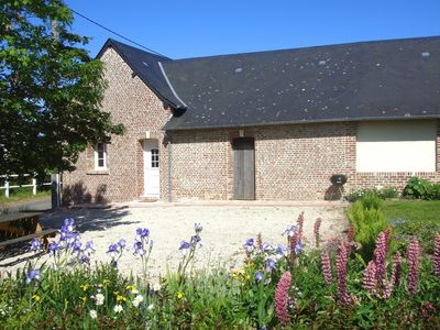 Photo for Beautiful cottage in the Bay of Somme 12 kms from the beach