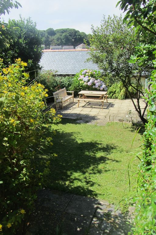 Holiday House With Private Sunny Garden Close to Beach and Harbour ...