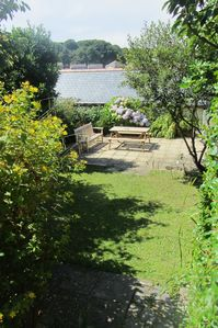 Photo for Holiday House near the sea with private Sunny Garden Close to Beach and Harbour