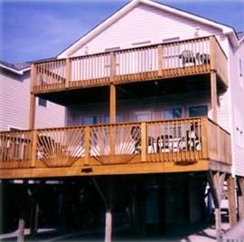 Photo for AVAILABLE JULY 4TH WEEK!! 5 BR Beach House in Oceanfront Family Resort