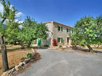 Photo for Attractively restored Mallorcan house with private pool