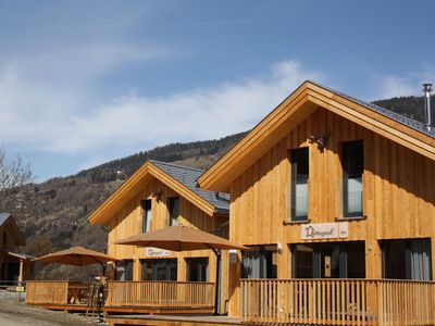 Photo for Detached luxury chalet with wellness room and outdoor jacuzzi at the foot of the Kreischberg