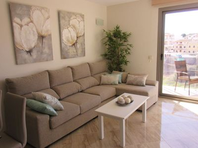 Photo for Porto Cristo, central & family friendly up to 5 pers. Near the beach WIFI incl.