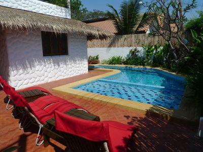 Photo for BTC Boutique Resort 2-3 bed Pool-D1