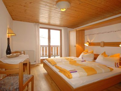 Photo for Double room with shower, WC - Maislau *** & Apartments, Inn