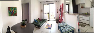 Photo for 1BR Apartment Vacation Rental in Aguas Claras, DF
