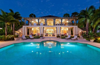 Photo for Villa Eden a luxurious and exclusive 5 bedroom villas located in the exclusive Sugar Hill Resort.