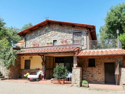 Photo for Apartment La Fornace  in Loro Ciuffenna (AR), Arezzo and surroundings - 6 persons, 2 bedrooms