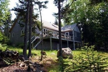 Photo for Charming 3 bedroom Shorefront Cottage, stunning, panoramic views of the water