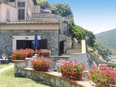 Photo for Holiday residence La Cota Quinta, Rio nell'Elba  in Elba - 4 persons, 1 bedroom