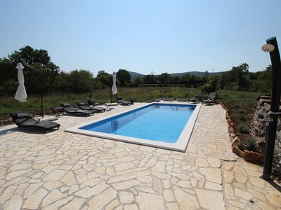 Photo for Finca DIDA with pool near Split