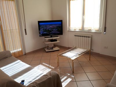 Photo for Apartment for 6 people 5 minutes walk from the sea