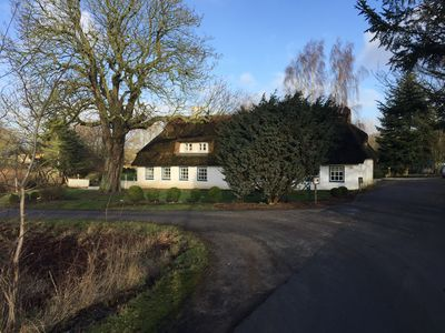 Photo for Holiday house Kastanienhof - beautiful country house near the lake. Max. 7 pers.