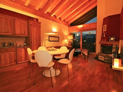 Photo for Apartment 3 rooms, 4* for 6 persons. Superior class apartment located near the ski slopes. Modern li