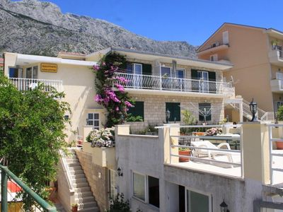 Photo for Apartment in Tučepi (Makarska), capacity 2+4