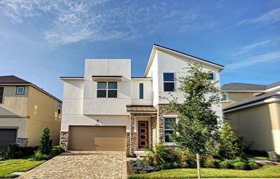 Photo for Bliss Retreat -New 6BR house with themed room near Disney,Kissimmee
