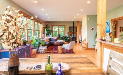 Photo for Elegant Mountain Chalet with Breathtaking Views, Hot Tub & King Sized Beds