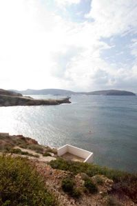 Photo for The One and Only Fykiada Estate of Kimolos with its Private Beach!
