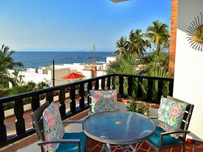 Photo for The most Spectacular Pacific Ocean View in Puerto Vallarta Playa Bonita unit 202