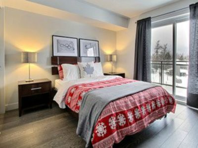 Photo for Olympic: 3 Bedroom In Mont-Saint-Anne